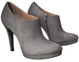 Merona Women's Molly Heel Bootie - Grey