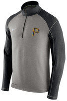 Nike Men's Pittsburgh Pirates Dri-FIT Touch Half-Zip Pullover