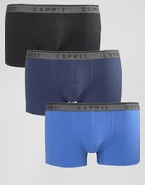 Esprit Trunks 3 Pack