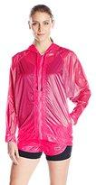 Juicy Couture Black Label Women's Sport Sheer Nylon Packable Jacket