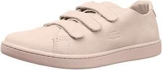 Lacoste Women's Carnaby Strap 218 2 U Sneaker