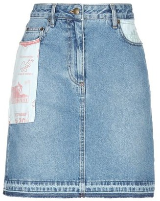 McQ Denim skirt
