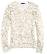 Tommy Hilfiger Final Sale-Pasiley Printed Cardigan