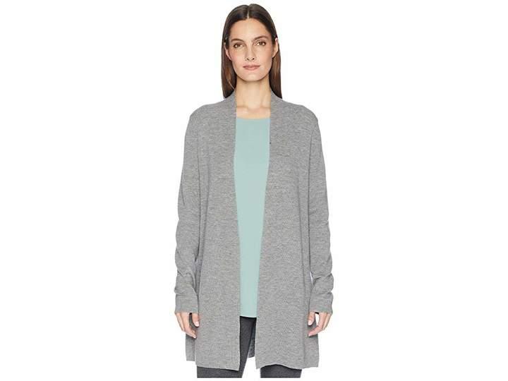 Eileen Fisher Ultrafine Merino Straight Long Cardigan