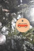 DENY Designs Florent Bodart Red Van Ornament