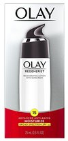 Olay Regenerist Regenerating Face Lotion Moisturizer with Broad Spectrum SPF 2.5 Fl Oz, Packaging May Vary