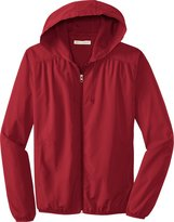 Port Authority Women's Hooded Essential Jacket XL