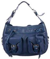 Marc Jacobs Grained Leather Hobo