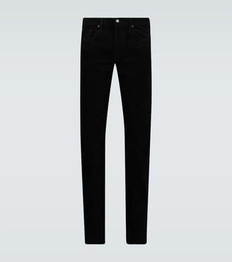 Tom Ford Slim-fit corduroy pants