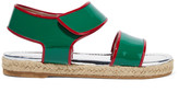 Marni Patent-leather sandals