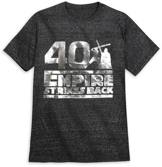 Disney Star Wars: The Empire Strikes Back T-Shirt for Adults 40th Anniversary