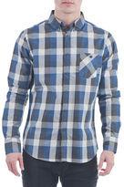 Sovereign Code Josiah Cotton Plaid Button-Front Shirt