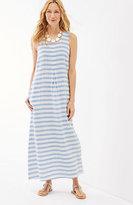 J. Jill Long Linen Tank Dress