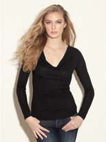 GUESS Anabelle Long-Sleeve Top