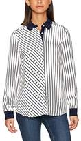 Tommy Hilfiger Womens Striped Top, Manufacturer Size:6
