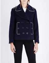 Burberry Cleeveston double-breasted wool-blend coat