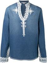 Stella McCartney embroidered shirt