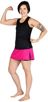 SkirtSports Skirt Sports Take Five Tank Top (Glam Mesh) Women's Sleeveless