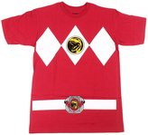 Power Rangers Mighty Morphin Men's Costume T-Shirt- ( / 4X)