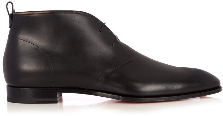 Christian Louboutin Milan leather boots