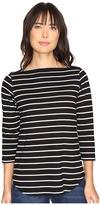 Pendleton Marseille Stripe Tee Women's T Shirt