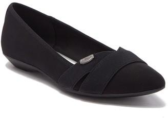 Anne Klein Ozella Pointed Toe Flat