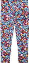 Ralph Lauren Floral cotton leggings 7-14 years