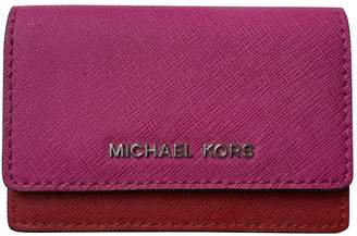 Michael Kors Purple Leather Purses, wallets & cases