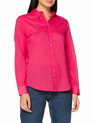 Benetton Women's Camicia Casual Shirt