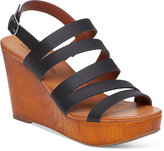 Lucky Brand Women's Marinaa Wedge Sandals