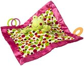 Mary Meyer Bubbles Frog Activity Blanket by