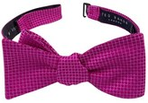 Ted Baker Men's Geometric Silk Bow Tie