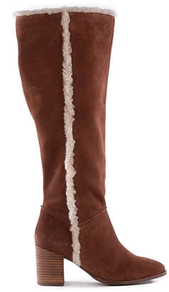 Seychelles Face to Face Shearling Tall Boot