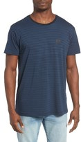 RVCA Men's No Waves Stripe T-Shirt