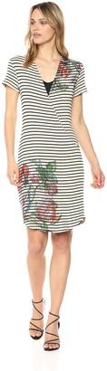 Desigual Women's Esmeralda Short Sleeve Dress