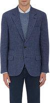 Brunello Cucinelli Men's Linen Three-Button Sportcoat