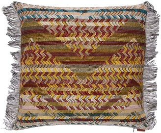 Missoni Small Yannoulis Wool Blend Pillow