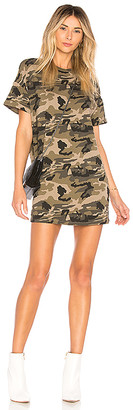 superdown Clara Camo Dress