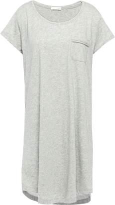 Melange Home Skin Pima Cotton-jersey Nightdress