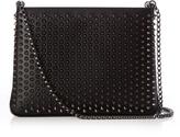 Christian Louboutin Triloubi spike-embellished large shoulder bag