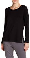 Joe Fresh Split Long Sleeve Tee