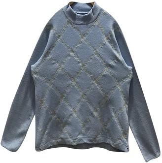 Issey Miyake Blue Knitwear for Women Vintage