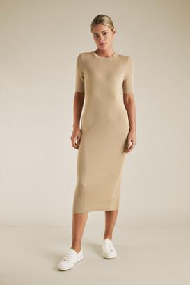 Seed Heritage Sustainable Rib Knit Dress