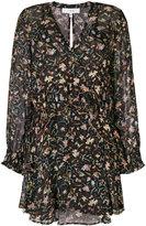 IRO Beaumont floral dress
