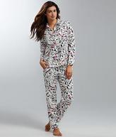 Kate Spade Flannel Pajama Set - Women's