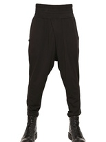 Julius Cupro Rayon Sweat Pants