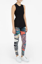 Missoni Multi Intarsia Knit Legging