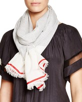 Fraas Mini Stripe Scarf