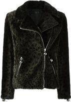 Drome cheetah-print jacket