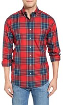 Vineyard Vines Men's Caroler - Tucker Classic Fit Plaid Sport Shirt